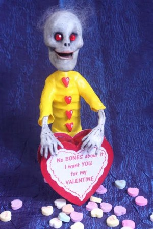 Mr.Bony Valentine's Candy Box