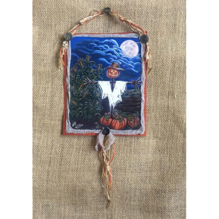 Scarecrow Wall Hanger