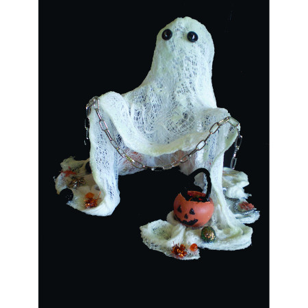 Spirit of Halloween Cheesecloth Ghost